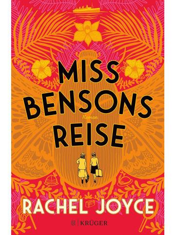 KRÜGER Miss Bensons Reise   Roman