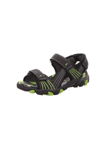 Superfit Sandalen in schwarz