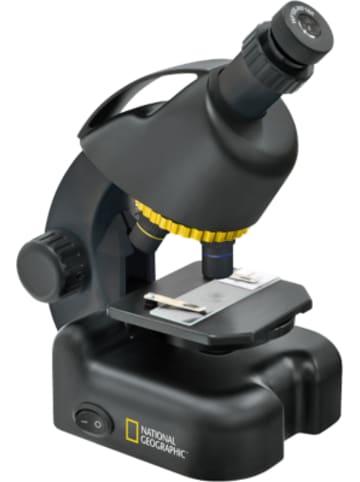 Bresser National Geographic Mikroskop inkl. Smartphone-Halter (40x-640x)