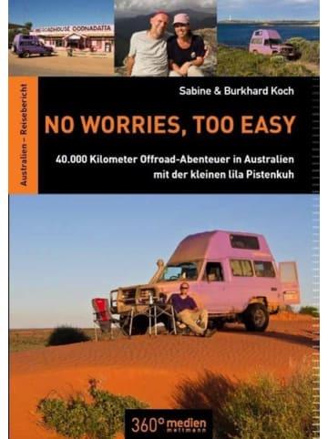 360 grad No worries, too easy | 40.000 Kilometer Offroad-Abenteuer in Australien mit...