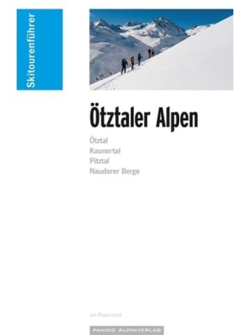 Panico Alpinverlag Skitourenführer Ötztaler Alpen