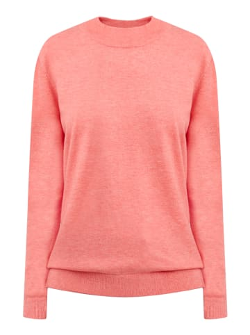 Finn Flare Pullover in red