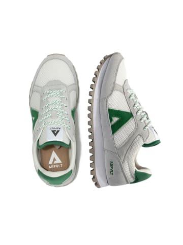 ASFVLT Sneaker CHASE in w/green