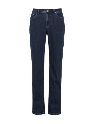 Million X - Women Damen Jeans New Linda Basic in dark blue