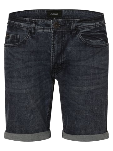 Aygill's Jeansshorts Newcastle in blue stone