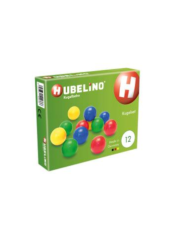 Hubelino 12-teiliges Kugelset 420336 Erweiterung für die Kugelbahn