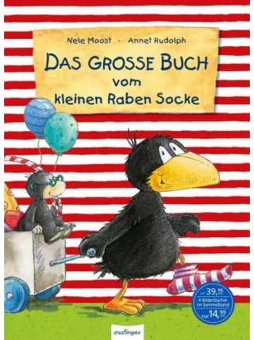 Esslinger Der kleine Rabe Socke: Das große Buch vom kleinen Raben Socke