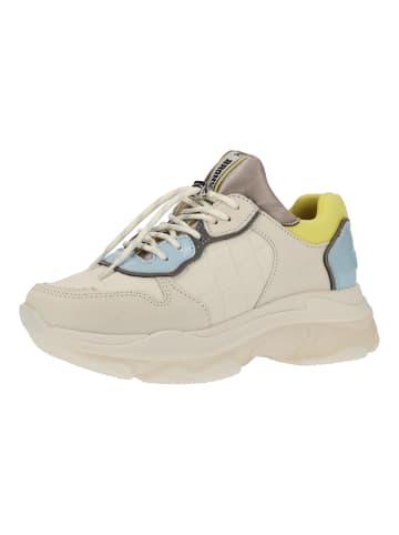 Bronx Sneaker in Weiß/Blau