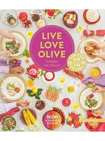 ECHO LIVE LOVE OLIVE   Genießen mit Olivenöl - Limited Edition