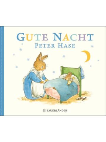 FISCHER Sauerländer Gute Nacht Peter Hase