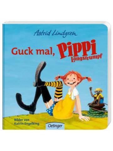 Oetinger Guck mal, Pippi Langstrumpf