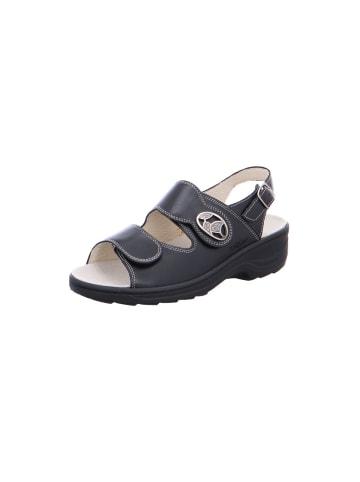 Fidelio Sandalen/Sandaletten in schwarz
