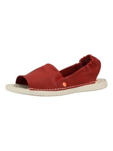Softinos Sandalen in Red