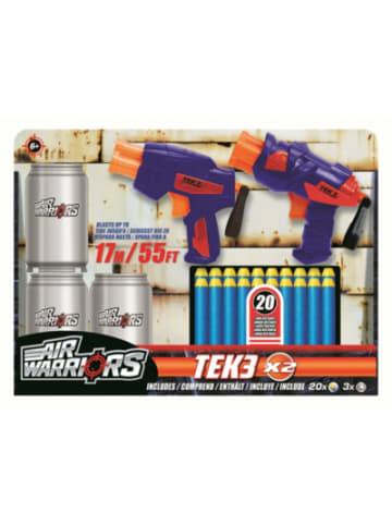 Air Warriors Blaster Tek 3 Doppelpack, inkl. 20 Darts