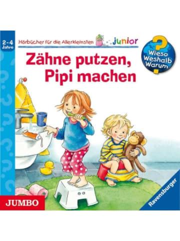 Jumbo Zähne putzen, Pipi machen, 1 Audio-CD