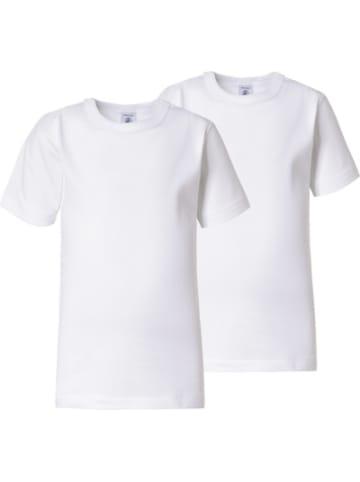 PETIT BATEAU Unterhemden , Doppelpack