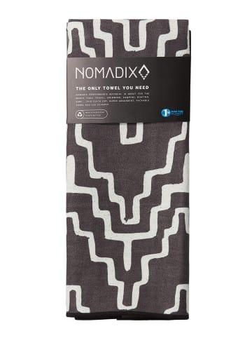 Nomadix Handtuch Towel in Teton Black