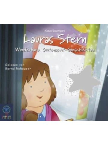 Lauras Stern Lauras Stern - Wunderbare Gutenacht Geschichten, Audio-CD