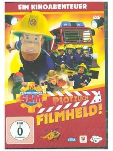 Justbridge Entertainment Germany Feuerwehrman Sam - Plötzlich Filmheld, 1 DVD