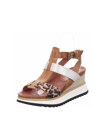 MJUS Sandalen/Sandaletten in braun