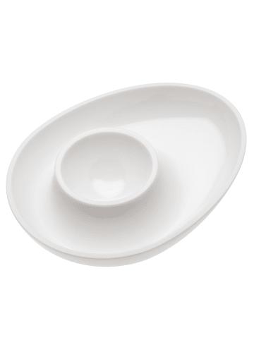 Koziol COLUMBUS - Eierbecher in cotton white