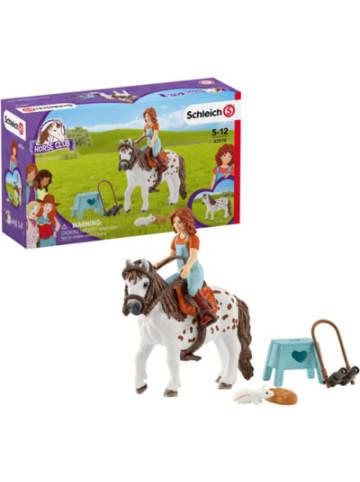 Schleich 42518 Horse Club: Mia & Spotty