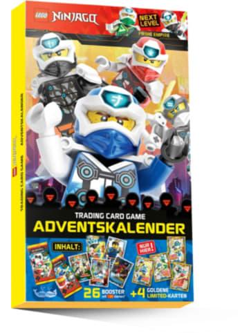 Top Media LEGO® Ninjago Sammelkarten Adventskalender