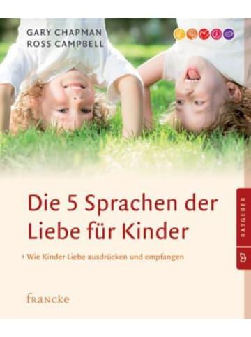 Francke-Buchhandlung Die 5 Sprachen der Liebe für Kinder