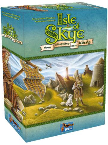ASS Altenburger Spielkarten KENNERSPIEL DES JAHRES 2016 - Isle of Skye