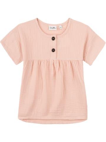 Sanetta Kinder Kurzarmbluse, Organic Cotton