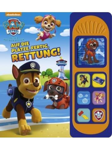 Phoenix 7-Button-Soundbuch, PAW Patrol, Auf die Plätze, fertig, Rettung!