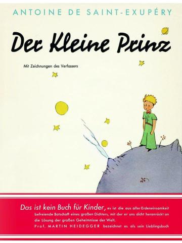 Karl Rauch Der kleine Prinz. Faksimile in Geschenkbox | Erstausgabe in leinenbezogener...