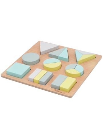Kindsgut  Holzpuzzle in Greta-Design
