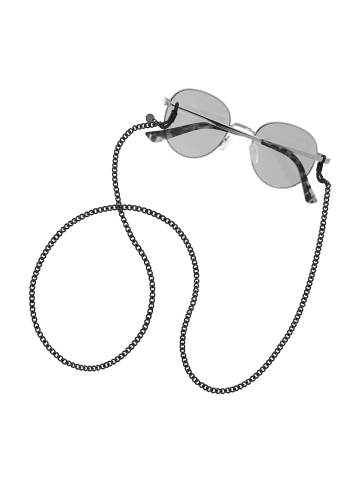 Cool Time Brillenkette in Schwarz