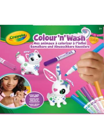 Crayola Colour ´N´ Wash - Hase und Katze