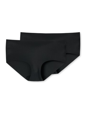 UNCOVER BY SCHIESSER Panty in Schwarz