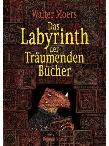 Knaus Das Labyrinth der Träumenden Bücher