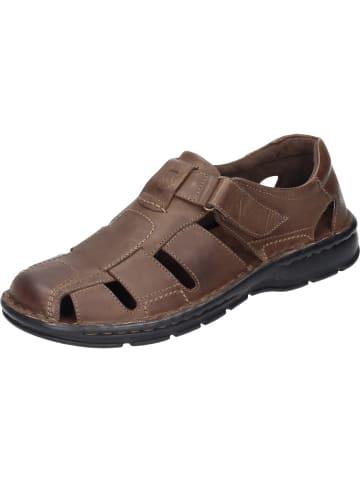 Comfortabel Komfort-Sandalen in braun