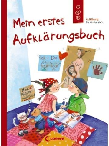 Loewe Verlag Mein erstes Aufklärungsbuch