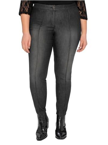 Sheego by Joe Browns Jeans in black Denim