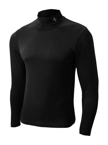 ZEROFIT Funktionsshirt HEATRUB MOVE in Schwarz