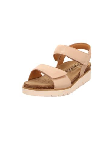 Mephisto Sandalen/Sandaletten in beige