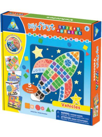 Sticky Mosaics  My First Fahrzeuge