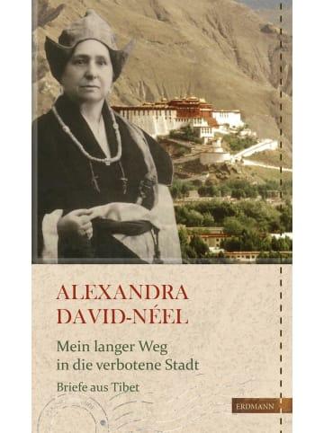 Edition Erdmann Mein langer Weg in die verbotene Stadt | Briefe aus Tibet