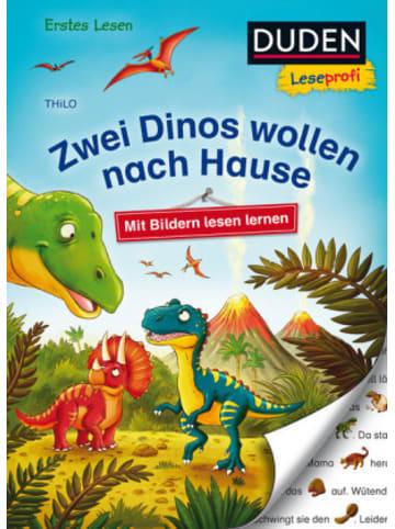 FISCHER Duden Zwei Dinos wollen nach Hause