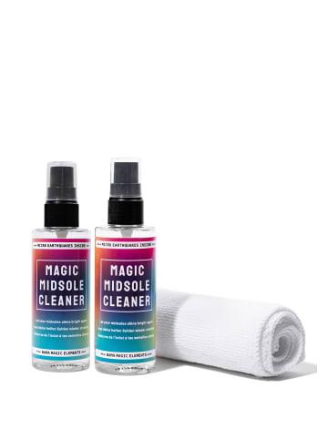 Bama Group Schuhreinigungsset Bama Magic Midsole Cleaner Startet Set in transparent
