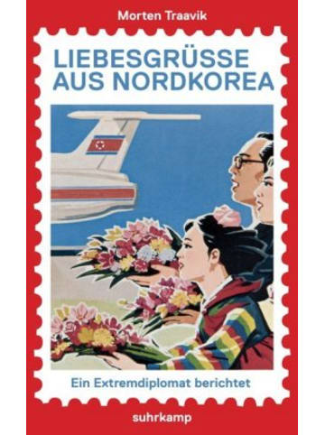 Suhrkamp Liebesgrüße aus Nordkorea