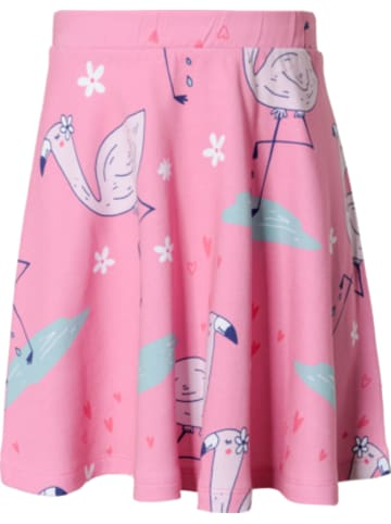 Walkiddy Kinder Rock mit Flamingo-Motiv, Organic Cotton