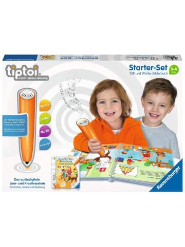 Tiptoi tiptoi® Starter-Set: Stift und Wörter-Bilderbuch