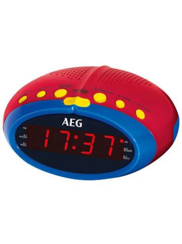 AEG Radiowecker MRC 4143 bunt